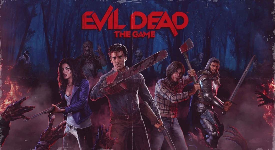 Se muestra primer gameplay de Evil Dead: The Game