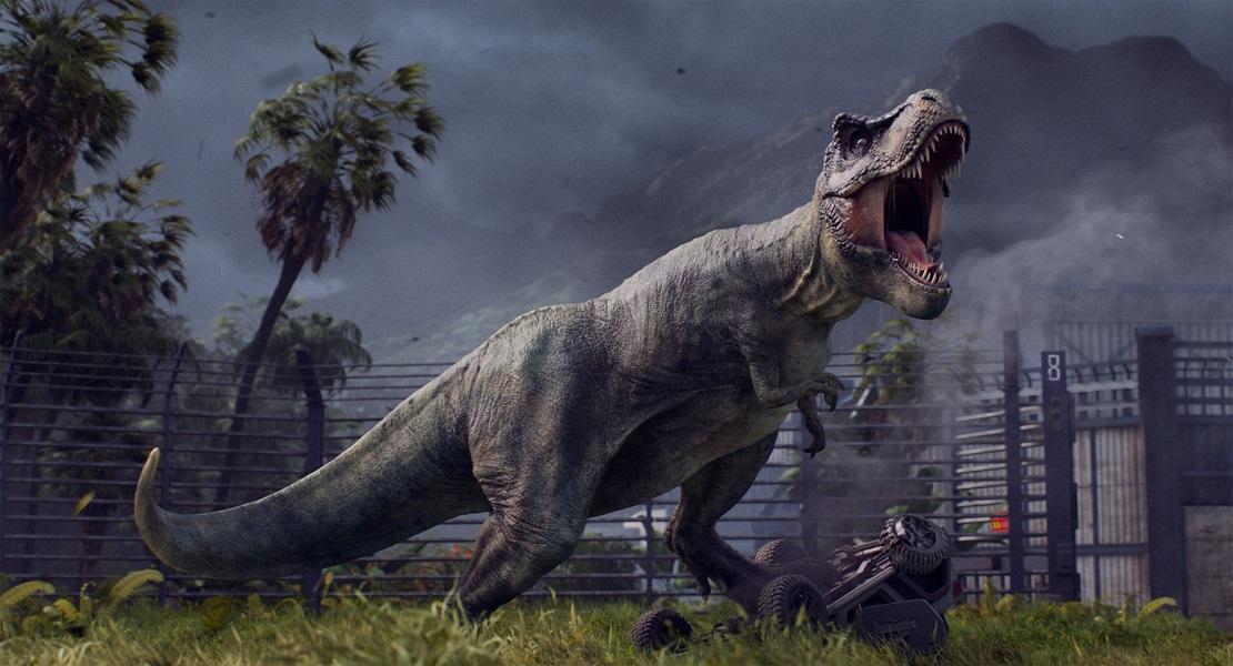 Jurassic World Evolution 2 llegará a PC y consolas a finales de 2021