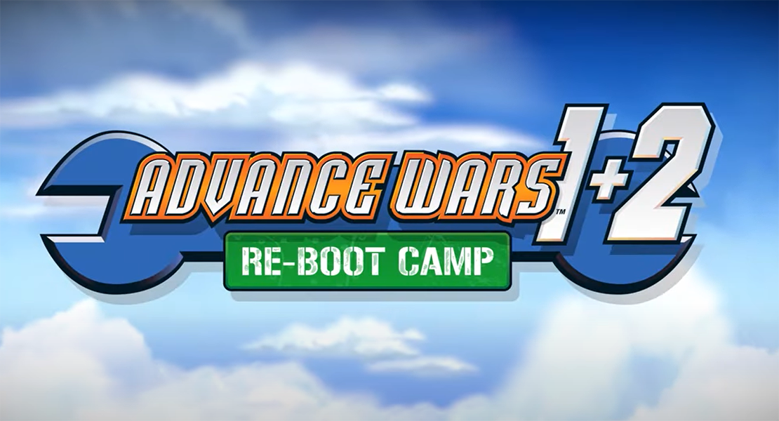 La estrategia bélica regresa en Nintendo Switch con Advance Wars 1+2 Re-Boot Camp