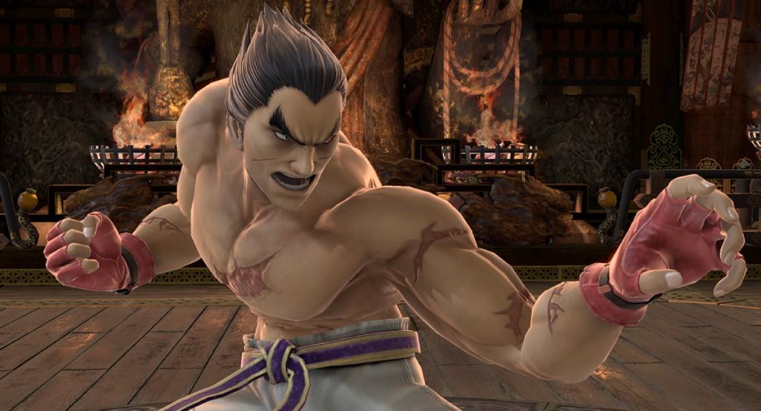 Kazuya Mishima será el próximo luchador de Super Smash Bros. Ultimate