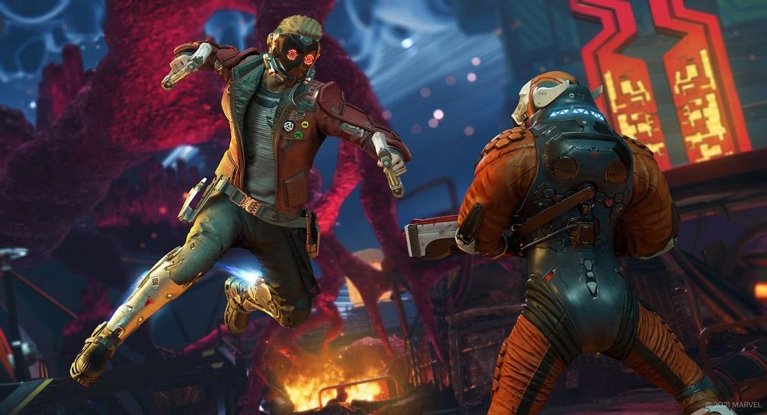 Guardians of the Galaxy estará disponible en Nintendo Switch a través de una Cloud Version