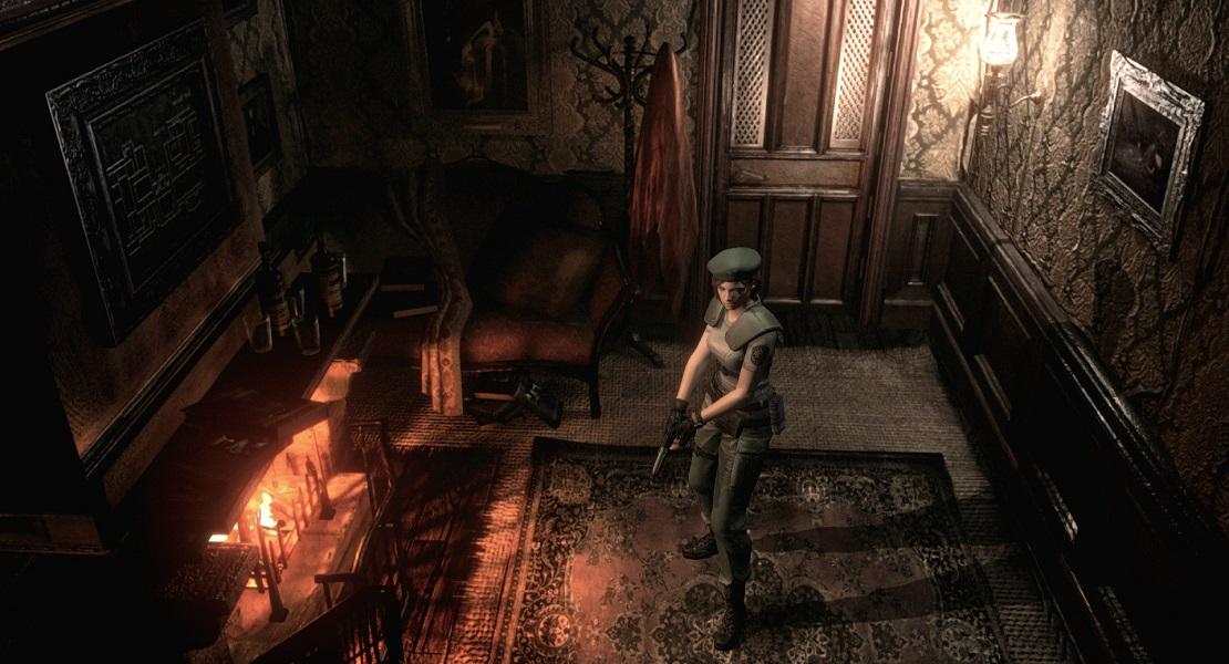 Un desarrollador recrea en primera persona el remake de Resident Evil