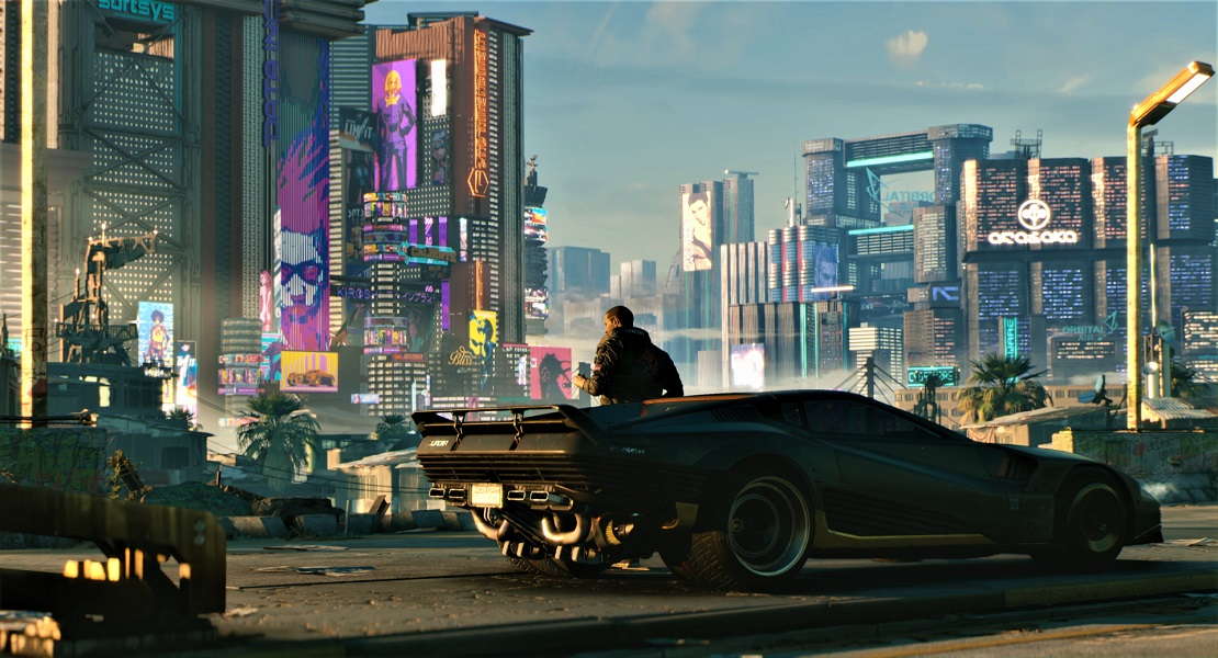 Cyberpunk 2077 recibirá próximamente un parche de más de 35 GB