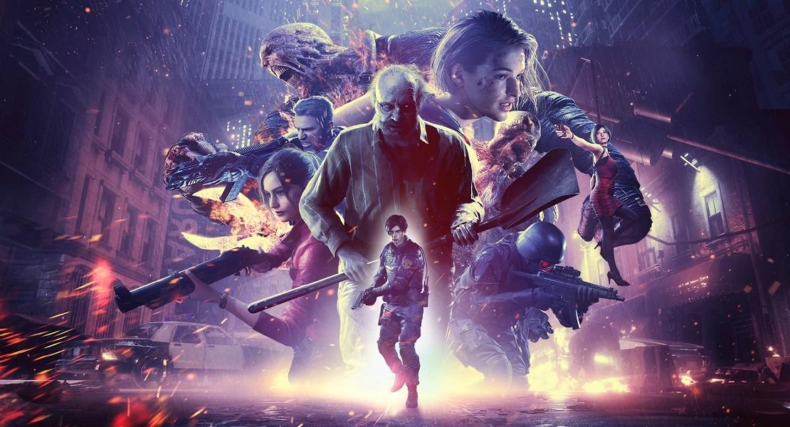 Resident Evil Re:Verse retrasa su estreno hasta 2022