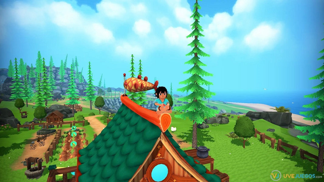 Tesura Games distribuirá Summer in Mara en físico para Nintendo Switch y PlayStation 4