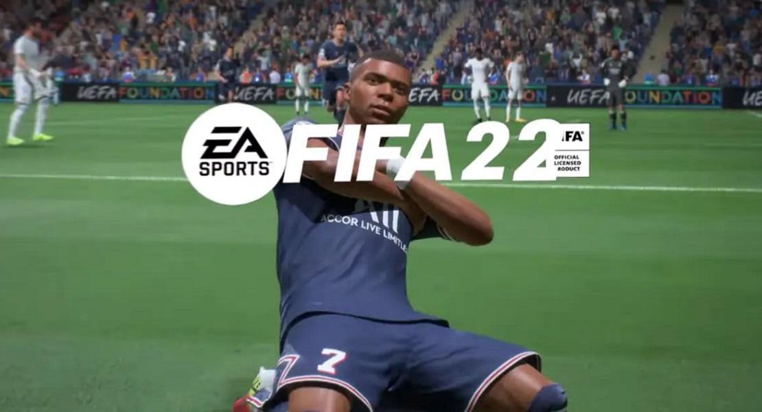 EA Sports presenta las novedades de la tecnología HyperMotion en el nuevo tráiler de FIFA 22