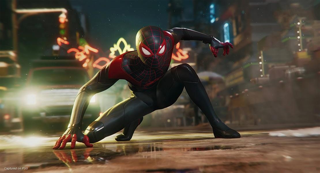 Spider-Man: Miles Morales se ha jugado más de 96 millones de horas