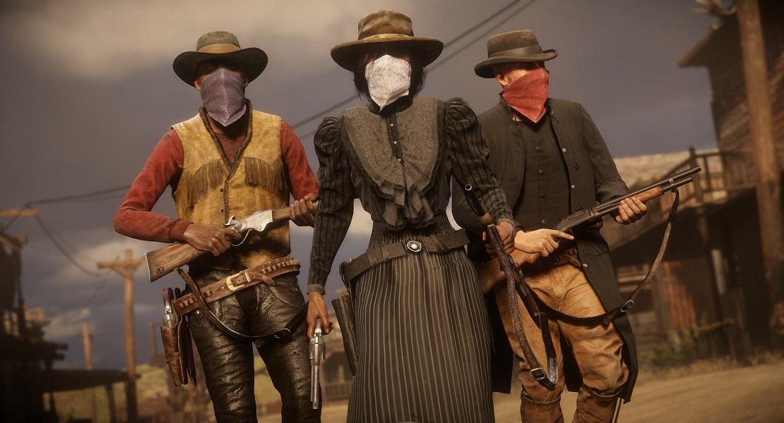 Red Dead Online se actualiza con nuevos recados, contratos y descuentos