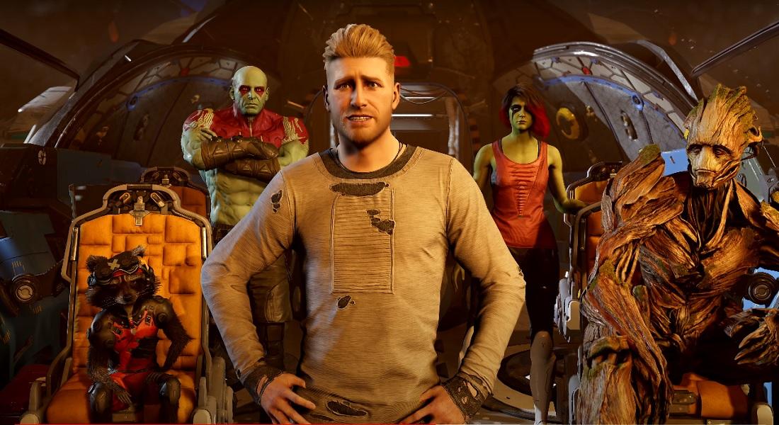 El tráiler de historia de Marvel's Guardians of the Galaxy trata sobre los seres amados