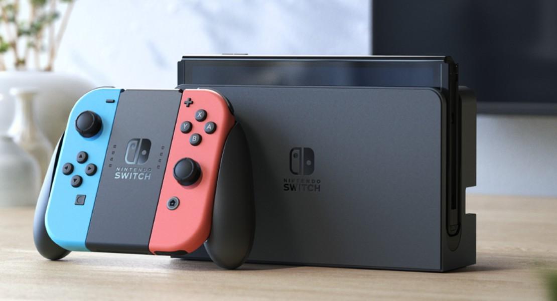 Nintendo Switch recibe hoy la actualización a la versión 13.0.0