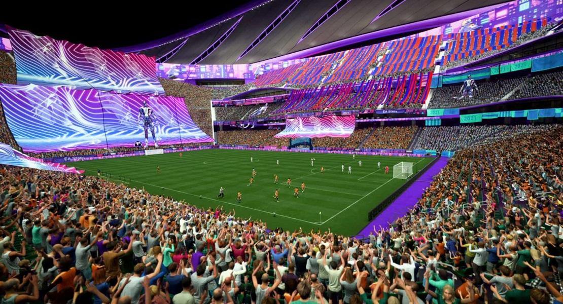 FIFA 22 detalla sus características en PlayStation 5