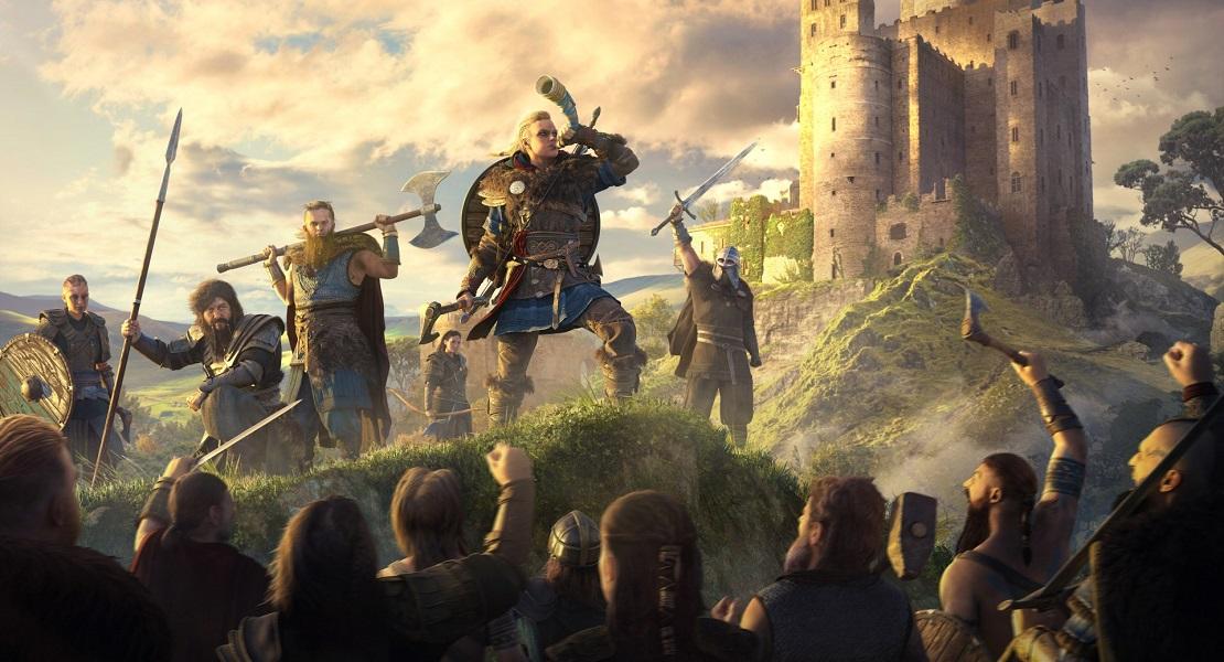El Viking Age Discovery Tour de Assassin's Creed Valhalla llegará en octubre