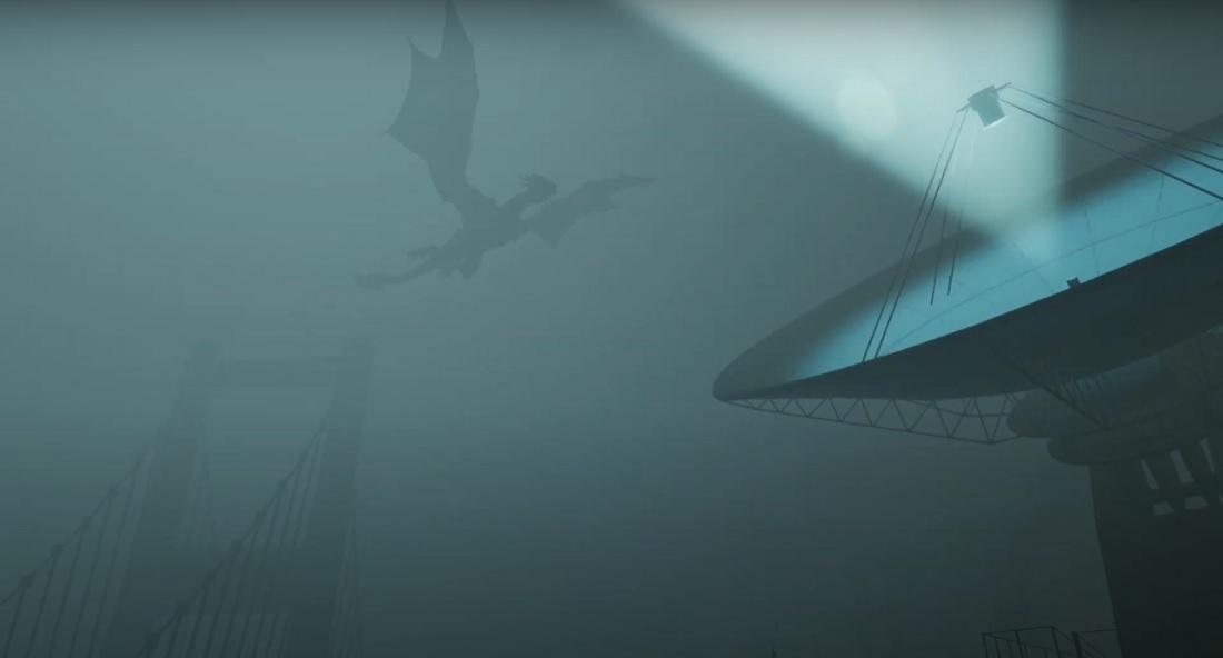 Titan Chaser, conducción entre gigantes, se estrena en consolas