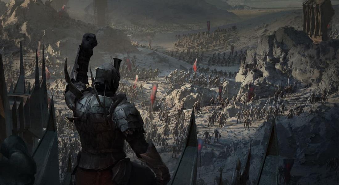 The Lord of the Rings: Rise to War estará disponible dentro de unos pocos días