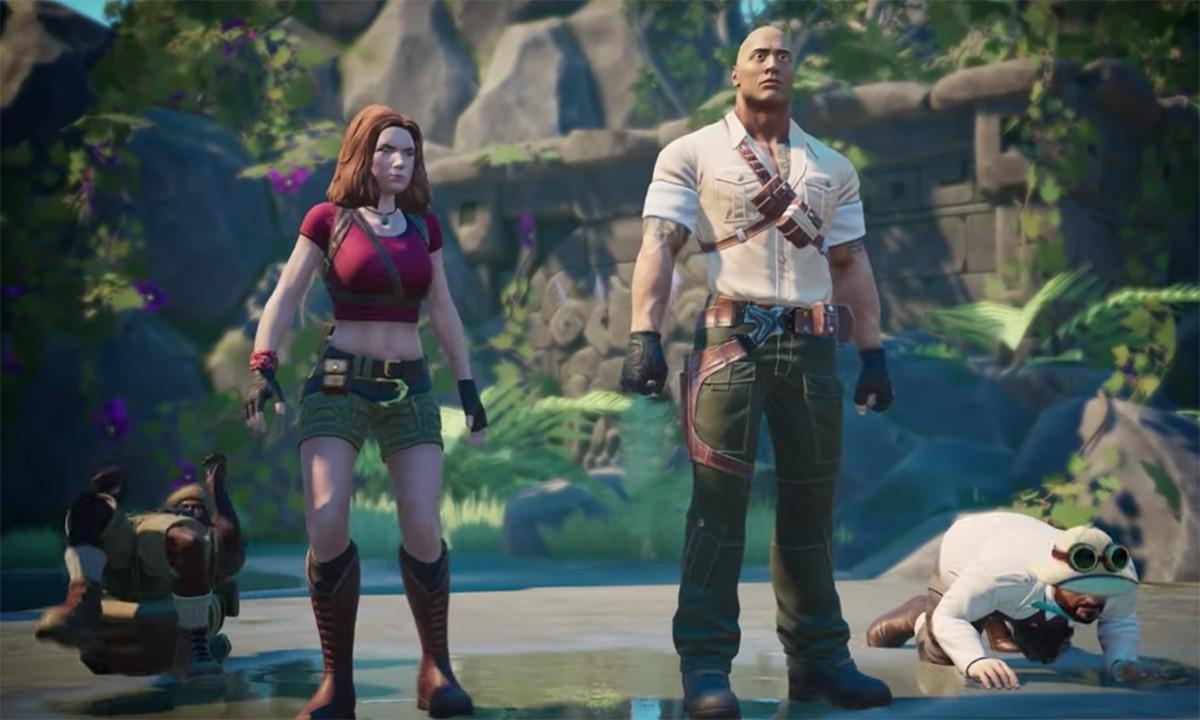 Jumanji: The Videogame tendrá actualización exclusiva para PlayStation 5