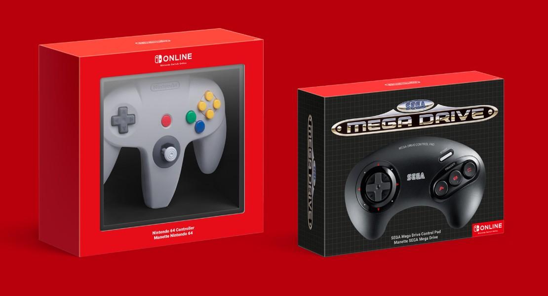 Los juegos de Nintendo 64 y Mega Drive llegarán pronto a Nintendo Switch Online