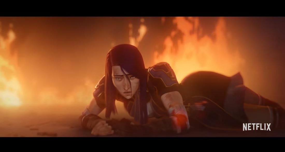 Se estrena primer tráiler de Arcane, serie de animación de League of Legends