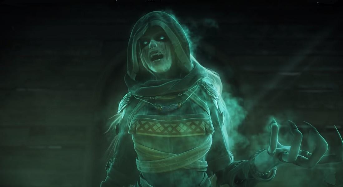 Cliodhna, reina de las Banshees, será la nueva entidad celta de Smite
