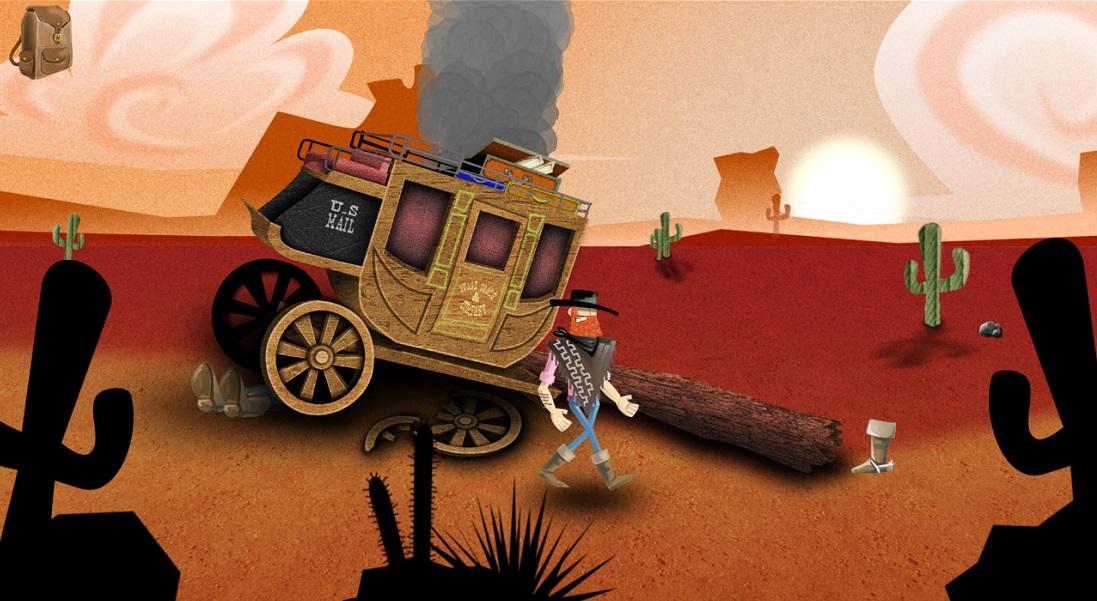 Lone McLonegan, aventura española de western, ya tiene demo en Steam