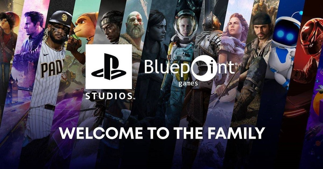 Sony adquiere Bluepoint Games
