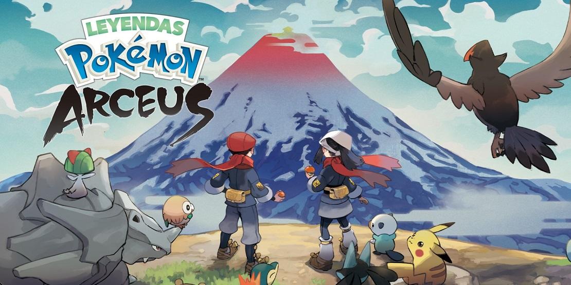 Se sospecha que Leyendas Pokémon: Arceus no tiene mundo abierto en realidad