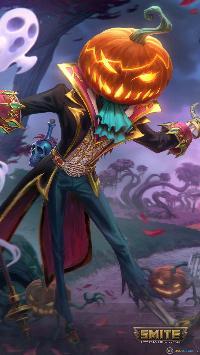 Barón Samedi Histeria de Halloween