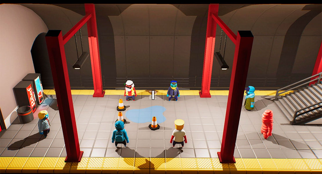 Gang Beasts llega a Switch con regalo