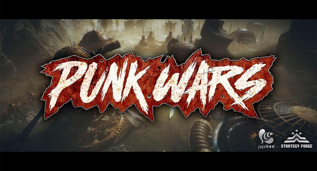 Juega gratis el prólogo de Punk Wars