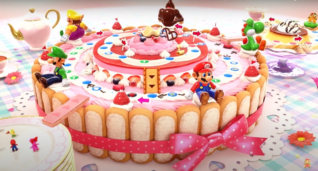 Mario Party Superstars ofrecerá minijuegos y tableros clásicos de Nintendo 64