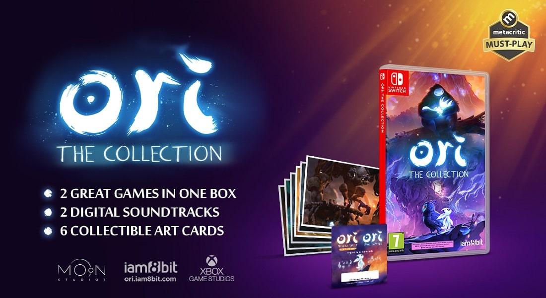 Ori: The Collection ya está disponible en Switch