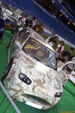 El coche para pasar desapercibido (de camuflaje, claro).