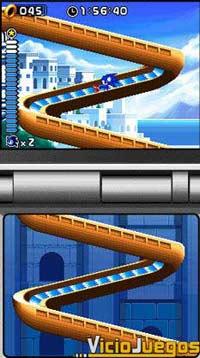 Breve: Nuevas imágenes de Sonic Rush
